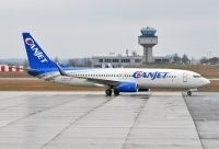 Photo: CanJet Airlines, Boeing 737-800, C-FTCZ