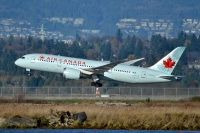 Photo: Air Canada, Boeing 787, C-GHQQ