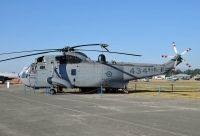 Photo: Canadian Forces, Sikorsky CH-124 Sea King, 12434