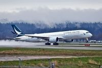 Photo: Cathay Pacific Airways, Airbus A350, B-LRM