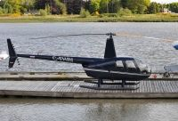 Photo: Harbour Air, Robinson R44, C-FHAV