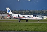 Photo: Carson Air, Cessna Citation, C-FTSC