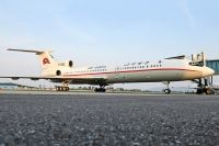 Photo: Air Koryo, Tupolev Tu-154, P-552