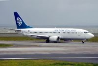 Photo: Air New Zealand, Boeing 737-300, ZK-NGO