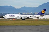 Photo: Lufthansa, Boeing 747-400, D-ABVN