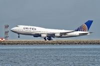Photo: United Airlines, Boeing 747-400, N157UA