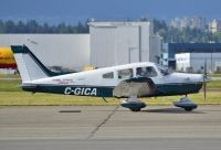 Photo: Island Express Air, Piper PA-28 Warrior, C-GICA