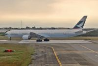 Photo: Cathay Pacific Airways, Boeing 777-200, B-HND