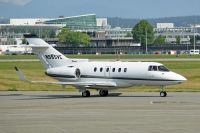 Photo: Untitled, Raytheon Hawker 800XP, N585VC