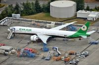 Photo: EVA Air, Boeing 777-300, B-16728