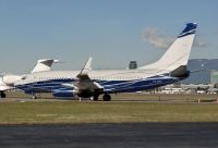 Photo: Untitled, Boeing BBJ, P4-NGK
