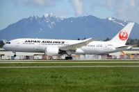 Photo: Japan Airlines - JAL, Boeing 787, JA823J