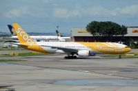 Photo: Scoot, Boeing 777-200, 9V-OTB