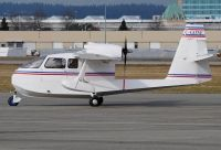 Photo: Untitled, Spencer Amphibian Air Car S12CDE, C-GONE