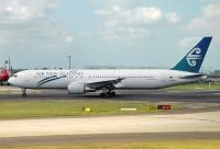 Photo: Air New Zealand, Boeing 767-300, ZK-NCK