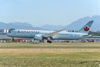 Photo: Air Canada, Boeing 787, C-FGEO