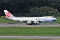 Photo: China Airlines Cargo, Boeing 747-400, B-18723