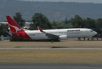 Photo: Qantas, Boeing 737-800, VH-VYK