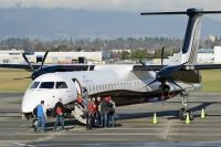 Photo: North Cariboo, De Havilland Canada DHC-8 Dash8 Series 400, C-FGNJ