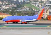 Photo: Southwest Airlines, Boeing 737-300, N340LV