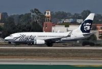 Photo: Alaska Airlines, Boeing 737-700, N627AS