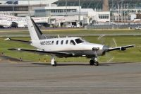 Photo: Untitled, SOCATA TBM-700A, N850SC