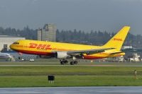 Photo: DHL, Boeing 767-200, N794AX