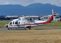 Photo: Coulson Flying Tankers, Sikorsky S-76, C-FIRW