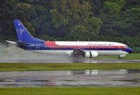 Photo: Sriwijaya Air, Boeing 737-400, PK-CKC