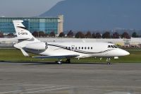 Photo: Untitled, Dassault Falcon 2000, C-GRTA