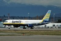 Photo: Harmony Airways, Boeing 757-200, C-GMYC