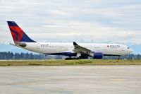 Photo: Delta Air Lines, Airbus A330-200, N855NW