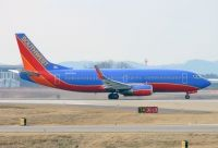 Photo: Southwest Airlines, Boeing 737-300, N642WN