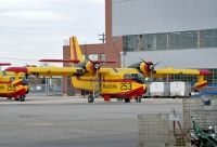 Photo: Government of Manitoba Air Service, Canadair CL-215, C-GBOW