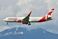 Photo: Air Canada Rouge, Boeing 767-300, C-FIYA