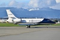 Photo: Untitled, Dassault Falcon 2000, F-HJCD