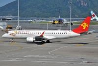 Photo: Tianjin Airlines, Embraer EMB-190, B-3178