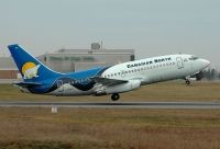 Photo: Canadian North, Boeing 737-200, C-GPOW