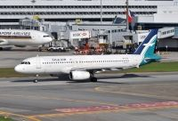 Photo: SilkAir, Airbus A320, 9V-SLH