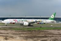 Photo: EVA Air, Boeing 777-300, B-16703
