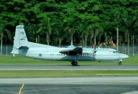 Photo: Singapore - Air Force, Fokker F50, 713