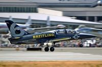 Photo: Breitling Jet Team, Aero L-39/59/139/159 Albatros, ES-YLF