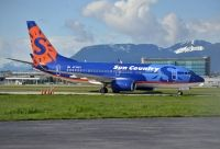 Photo: Sun Country Airlines, Boeing 737-700, N714SY