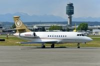 Photo: Untitled, Dassault Falcon 2000, N886CE