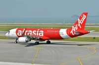 Photo: Air Asia, Airbus A320, HS-BBQ
