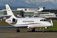 Photo: Untitled, Dassault Falcon 2000, C-FVMW