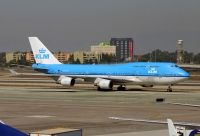 Photo: KLM - Royal Dutch Airlines, Boeing 747-400, PH-BFR