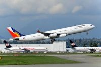 Photo: Philippine Airlines, Airbus A340-200/300, RP-C3437