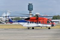 Photo: CHC Helicopters, Sikorsky S-92 Helibus, C-GFHO
