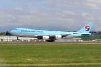 Photo: Korean Air Cargo, Boeing 747-800, HL7623